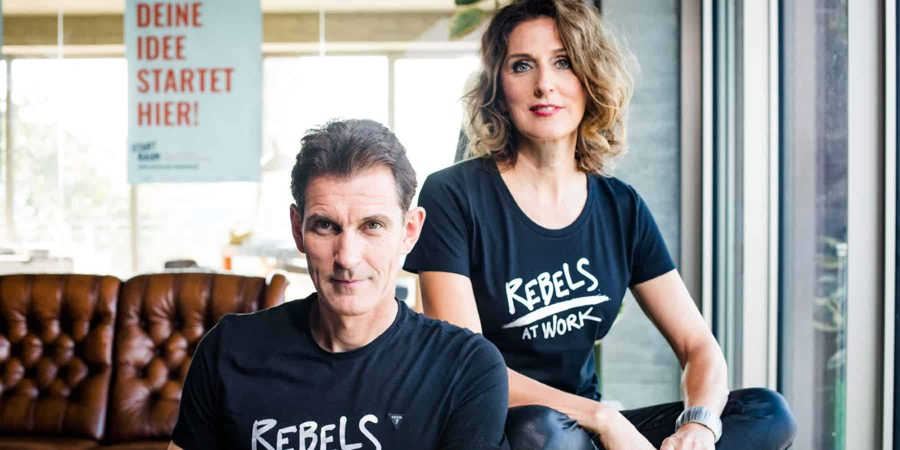 management-inovation querdenken rebels at work strategie veränderung wachstum