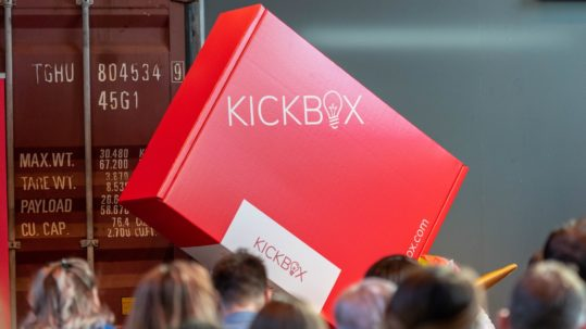 Kickbox - Adobe
