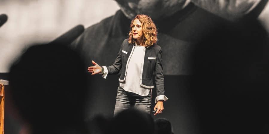 Anja Förster Vortrag Führung im digitalen Zeitalter