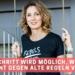 Anja Förster Rebels at Work Vortragsrednerin
