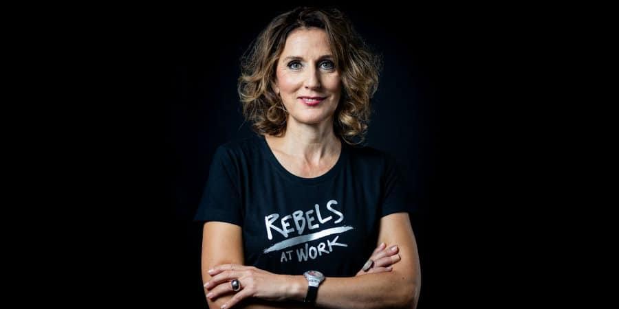 Anja Förster Keynotespeaker Vortragsrednerin Frau Digitalisierung Change Veränderung