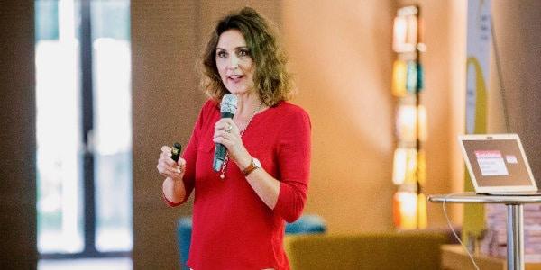 Anja Förster Vortragsrednerin Innovation