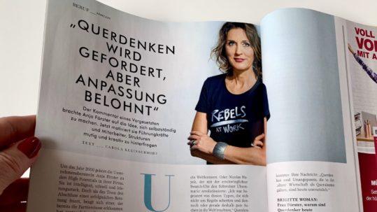Brigitte Women - Anja Förster