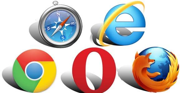 Wahl des Browser deckt Persönlichkeit auf