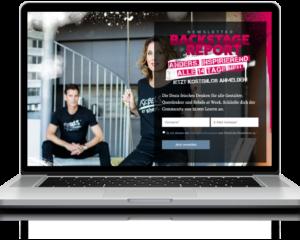 Der Newsletter von Förster & Kreuz: Business Backstage Report