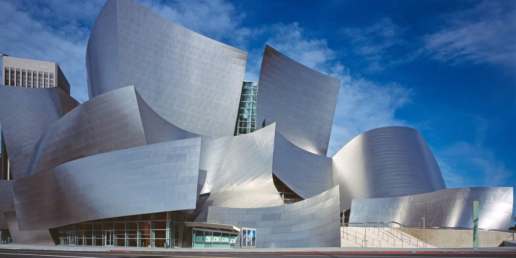 Frank Gehry und deer Mut zur Grobheit