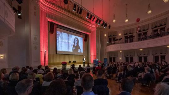 Keynote Speaker - Anja Foerster