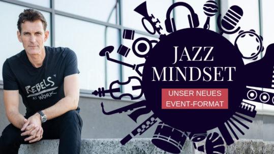 Jazz Vortrag Peter Kreuz, denn das Ende der Dirigenten ist schon lange da