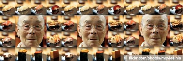 Jiro Ono zeigt: Arbeit ist sichtbar gemachte Liebe