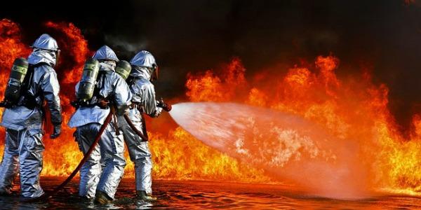 Wie uns Feuerwehrleute das Loslassen lehren