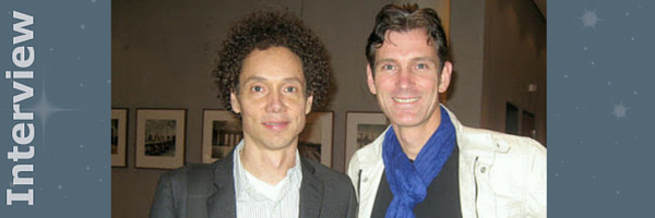 Interview mit Malcom Gladwell