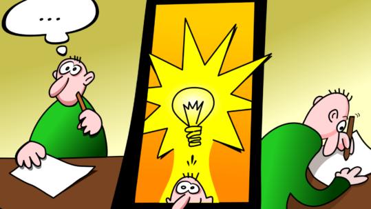 Mangel versus Reichtum - Innovationen - Kreativität