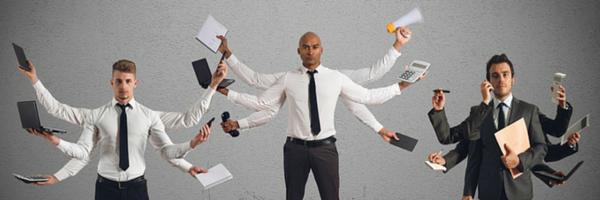 Multitasking - Der Schlüssel zu geistiger Höchstleistung