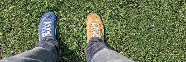 Nein und Nein sind zwei Paar Schuhe