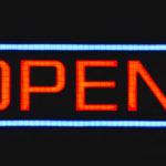Open minded - oder offen sein