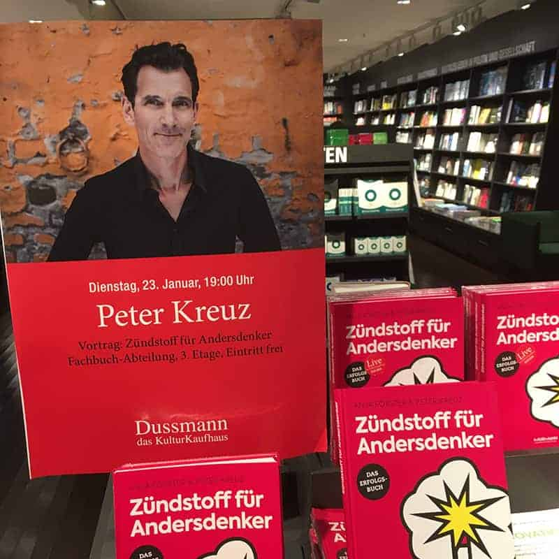 Dr. Peter Kreuz Bestsellerautor Spiegel-Bestseller