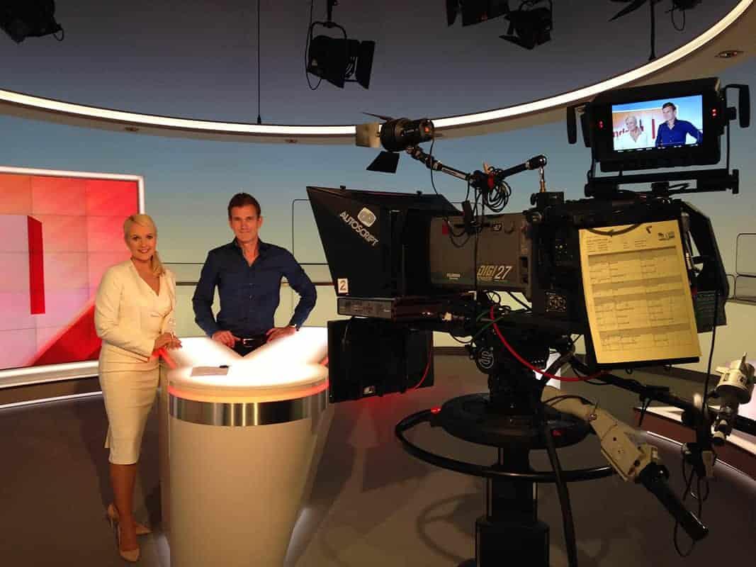 Peter Kreuz TV Conference Management