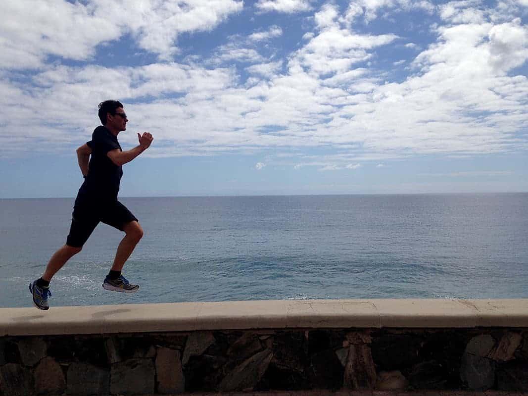Peter Kreuz runner