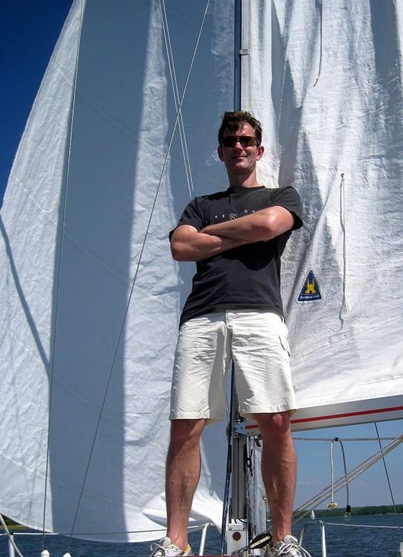 Peter Kreuz Sailing