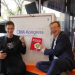 Peter Kreuz, Vortragsredner, CRM-Kongress 2018 in Gießen