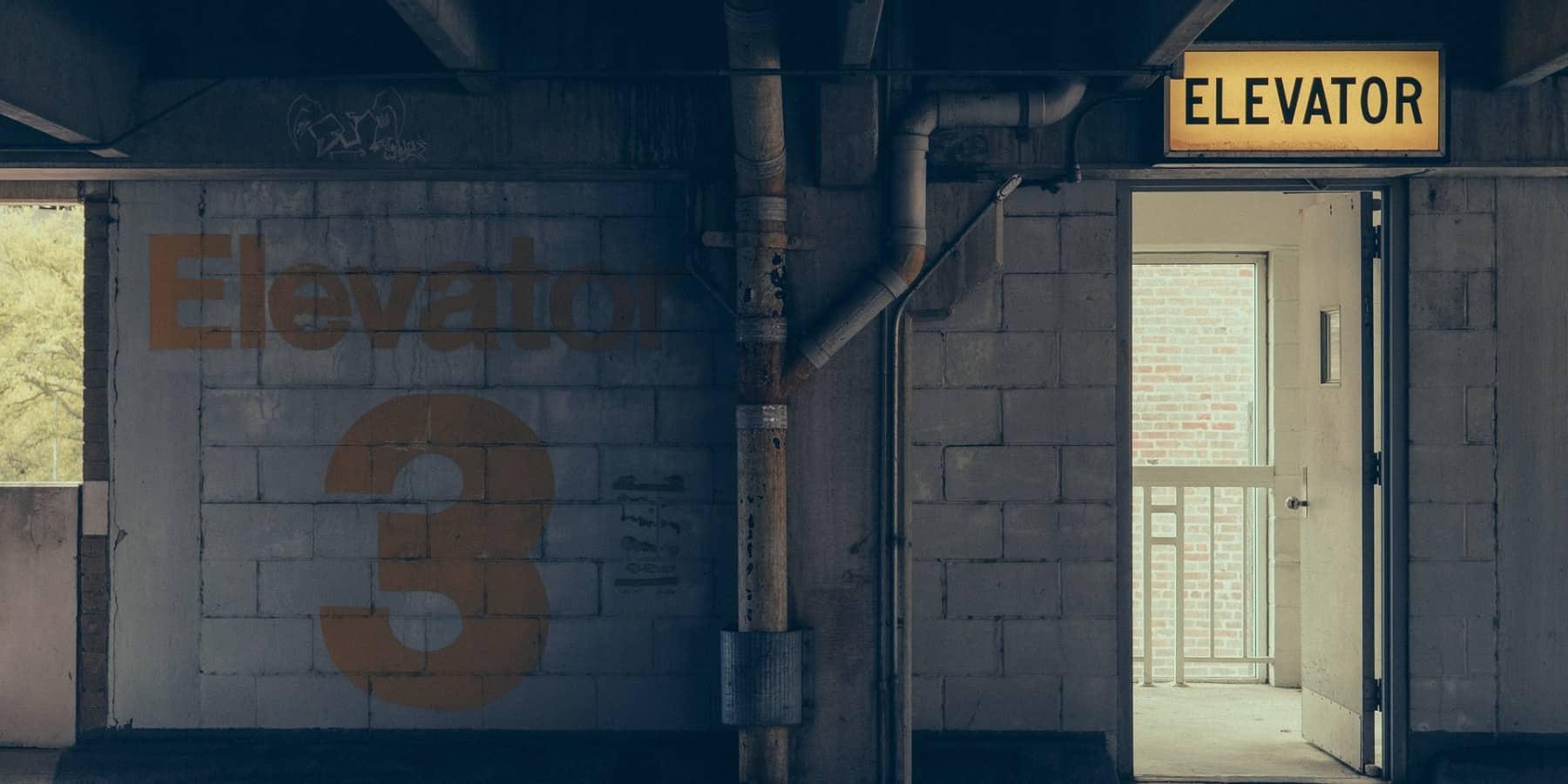 Reframing: Oft ist das Problem nicht das Problem. Beispiel Aufzug und Spiegel