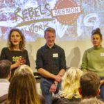Rebels at Work Premiere! Afterwork bei IXDS