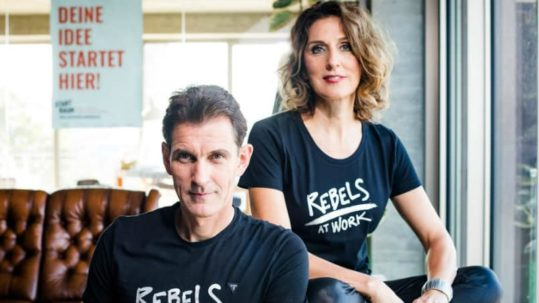Organisationsrebellen Unternehmensrebellen Rebels at work