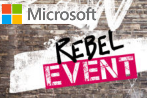 Rebels at Work mit Dr. Peter Kreuz bei Microsoft
