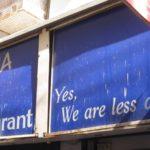 Ein Restaurant in Varanasi - Der Fluch des Selbstverständlichen