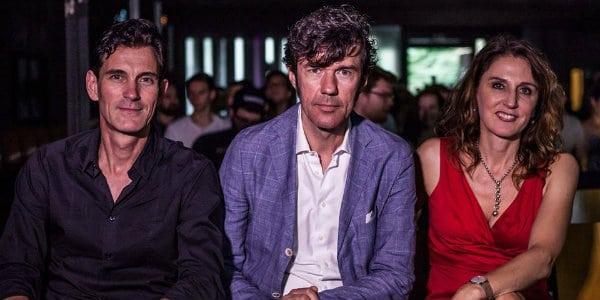 Stefan Sagmeister & Dr. Peter Kreuz