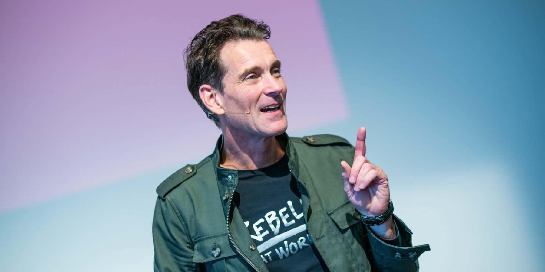 Vortrag Dr. Peter Kreuz VERGEUDE KEINE KRISE! 28 rebellische Ideen für Führung, Selbstmanagement und die Zukunft der Arbeit