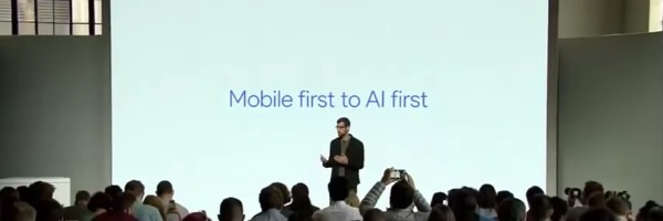 Ein Vortrag inspirierend motivierend vom Google Chef