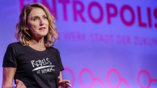 Anja Förster, Vortragsrednerin Frau Vortrag Keynote