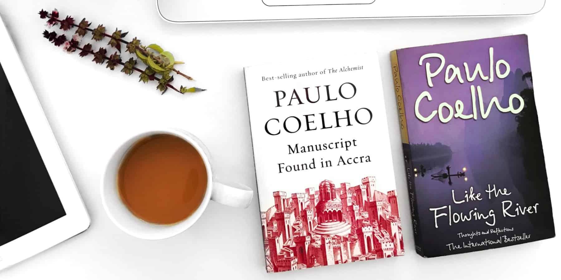 Coelho und warum wir sehr viel Macht haben