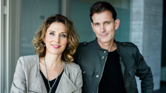 Xing Spitzenwriter Anja Förster und Peter Kreuz