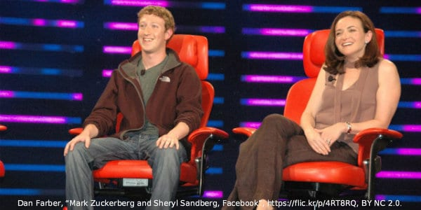Zuckerberg Facebook Sandberg recruiting Talentmanagement